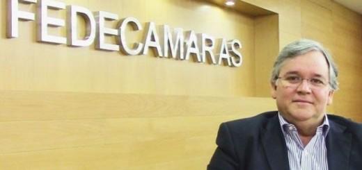 Francisco Martínez, presidente de Fedecámaras.