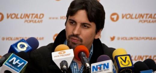 Freddy Guevara - Presidente de Comisión de Contraloría