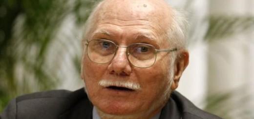 Ex ministro, Jorge Giordani / Foto: Archivo