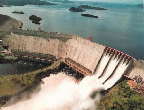 sequía de generación hidroeléctrica