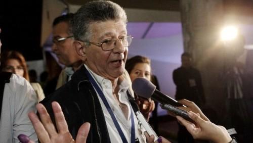 Henry Ramos Allup, Presidente de la AN | Foto: Archivo