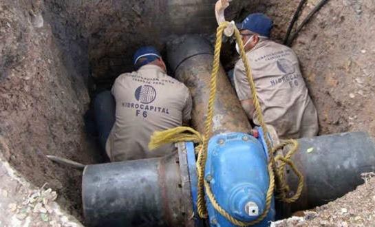 Hidrocapital suspenderá el servicio de agua en Caracas, Miranda y Vargas / Imagen de referencia
