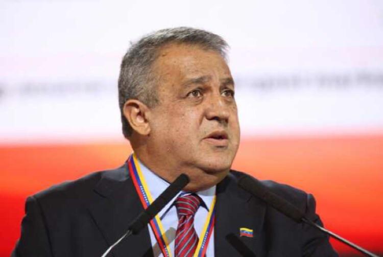 Eulogio Del Pino, presidente de PDVSA|Foto archivo