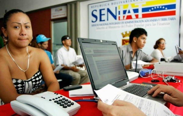 Personas que ganen más de Bs 14.750 al mes deberá pagar ISLR