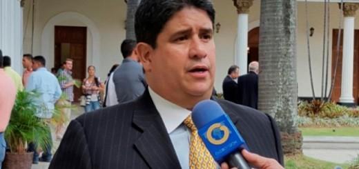 Diputado José Gregorio Correa. Imagen referencial.