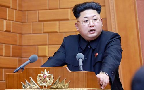 Kim Jong-un, presidente de Corea del Norte  Foto: archivo