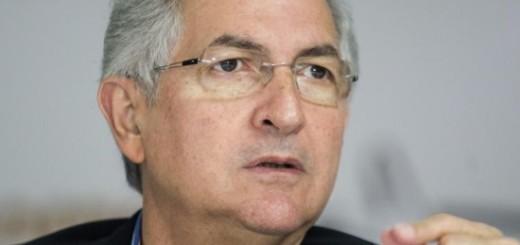 Antonio Ledezma, alcalde Metropolitano de Caracas |Foto archivo