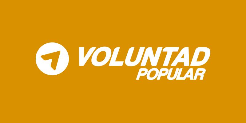 Logo de Voluntad Popular| Foto: Archivo