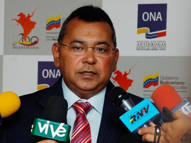 Ministro de Interior, Justicia y Paz, Néstor Reverol | Foto: Archivo