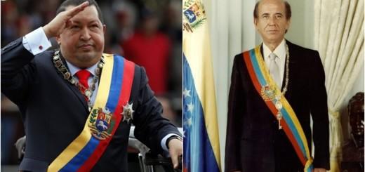 Carlos Andrés Pérez pronostica el Gobierno de Chávez