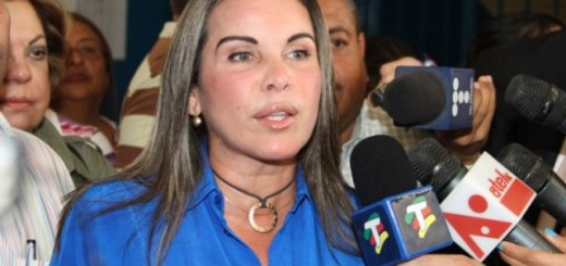 Alcaldesa de Maracaibo, Eveling Trejo de Rosales.
