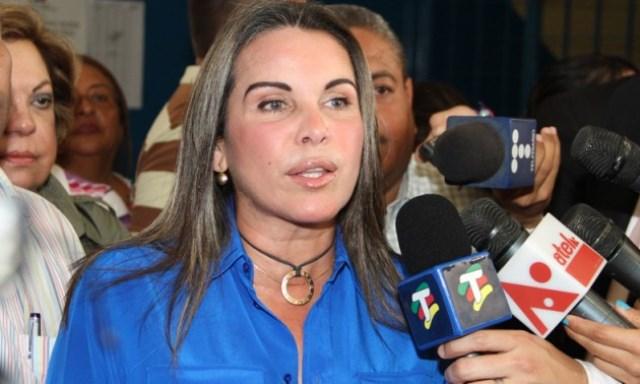 Alcaldesa de Maracaibo, Eveling Trejo de Rosales | Foto: Archivo