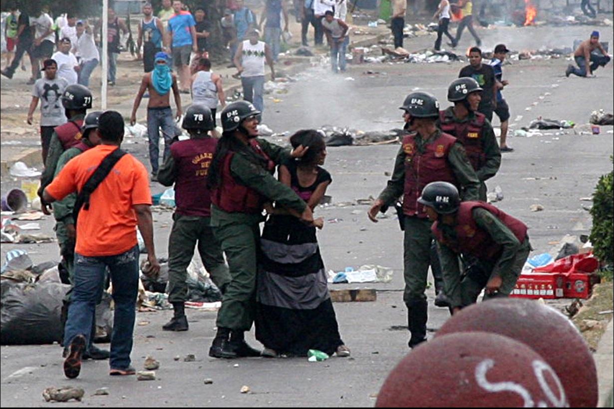 Resultado de imagen para represion venezuela