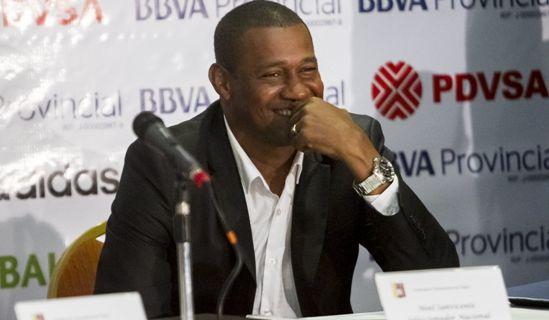 """Federación Venezolana de Fútbol discutirá salida de Noel """"Chita"""" San vicente / Imagen de referencia"""