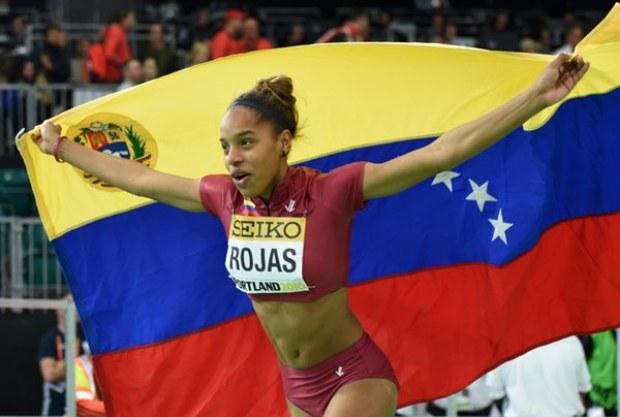 Yulimar Rojas| VTV