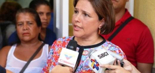 Ministra de Salud, Luisana Melo / Imagen de referencia
