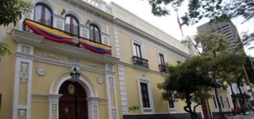 Cancillería de Venezuela | Imagen de referencia