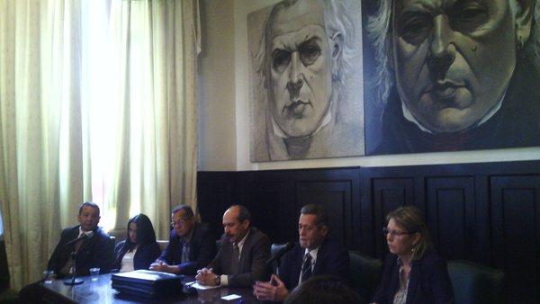 Comisión especial de la AN informó que Rangel Gómez no asistió a la AN | Foto: Twitter