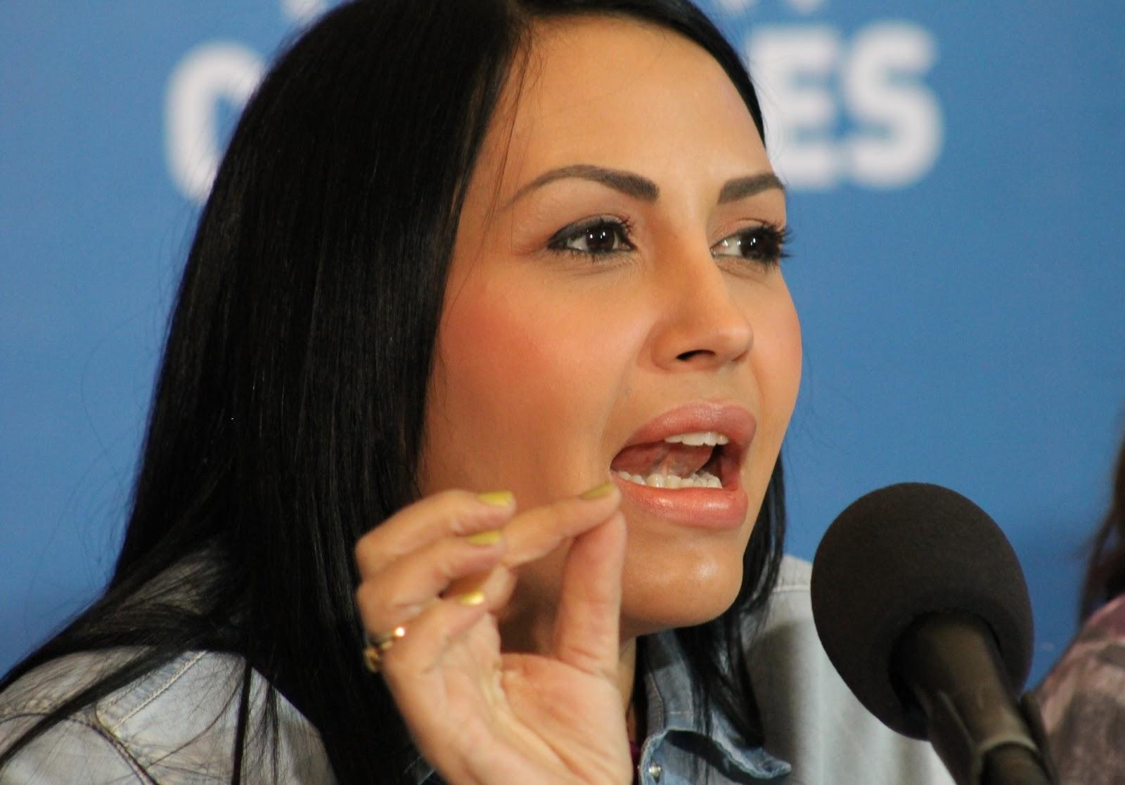 Delsa Solórzano / Foto: Archivo