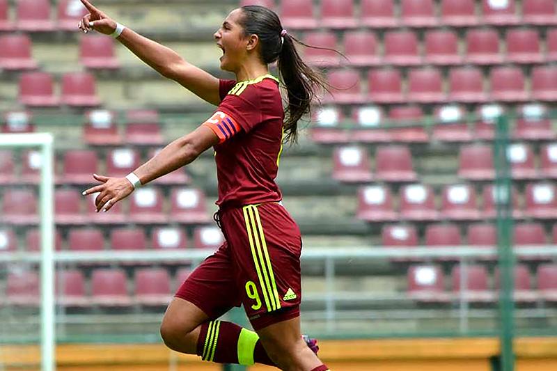 Venezuela se consagra ganadora contra de Brasil/Crédito FVF