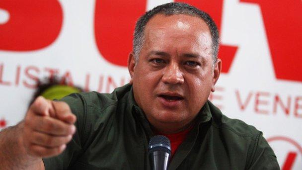 Diosdado Cabello  Imagen de referencia