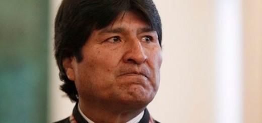Evo Morales, presidente de Bolivia |Foto archivo
