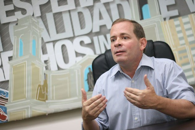Juan Pablo Guanipa Foto: archivo