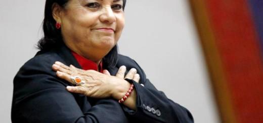 Gladys Requena, ex diputada de la Asamblea |Foto archivo