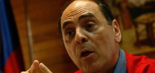 Ex ministro de educación Héctor Navarro