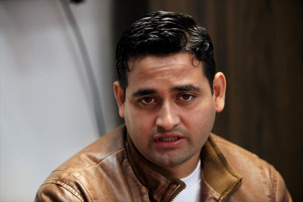 Presidente de VTV, Jordán Rodríguez