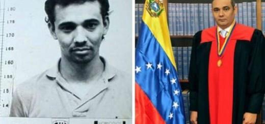 Maikel Moreno Magistrado del Tribunal Supremo de Justicia