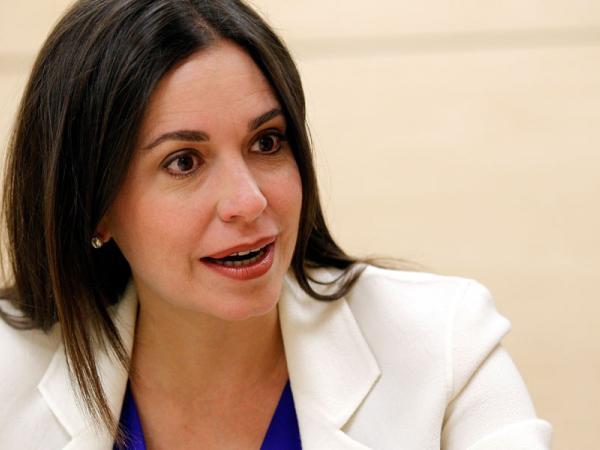 María Corina Machado  Foto: Archivo