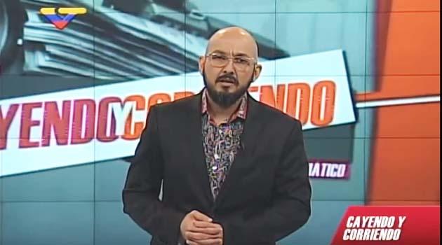 Miguel Pérez Pirela   Foto:  Captura de video