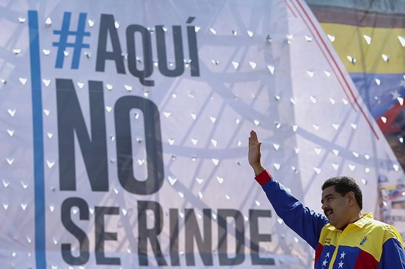 La dictadura de Nicolás Maduro