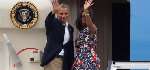 Barack Obama concluye su viaje en Cuba