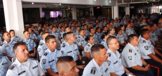 Oficiales de la Policía del estado Táchira estarían evaluando un paro general / Imagen de referencia