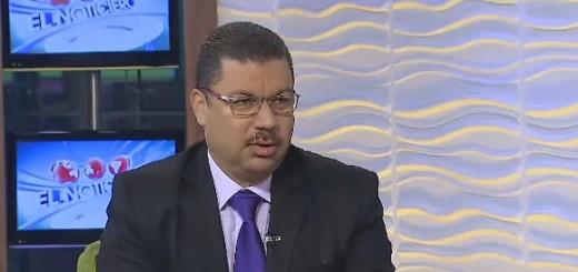 Vicepresidente de la Asamblea Nacional Simón Calzadilla