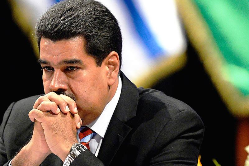 Nicolas Maduro renuncia gracias a los usuarios de facebook