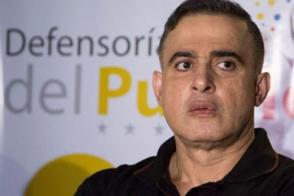 Defensor del Pueblo, Tarek William Saab