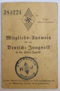 Identificación Nazi
