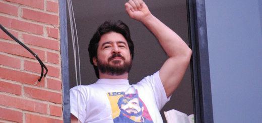Daniel Ceballos, preso político|Foto: archivo