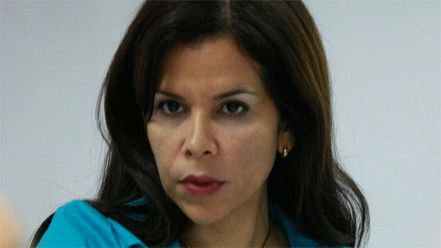 Ex defensora del Pueblo, Gabriela Ramírez |Foto archivo