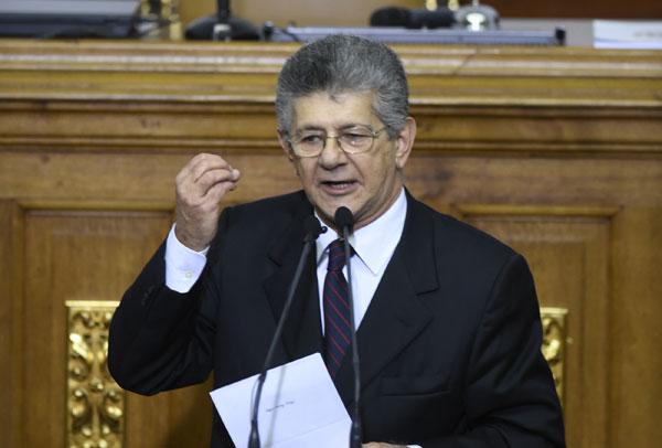 El presidente de la Asamblea Nacional |Foto: Archivo