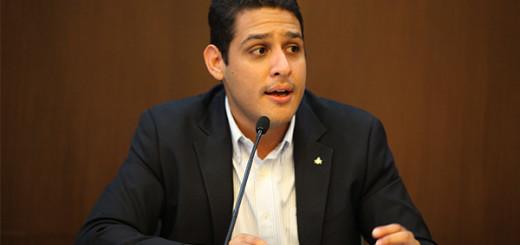 José Manuel Olivares, diputado a la Asamblea Nacional (AN)   Foto: archivo