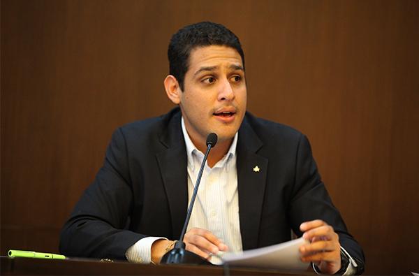 José Manuel Olivares, diputado a la Asamblea Nacional (AN) | Foto: archivo