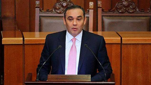Maikel Moreno, presidente del TSJ | Foto: Archivo