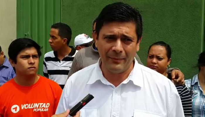Freddy Superlano  Foto: Archivo