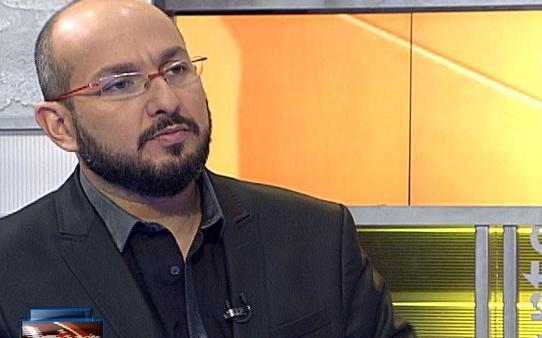 El politólogo y comunicador venezolano, Miguel Pérez Pirela|Imagen de Telesur