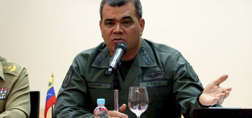 Vladimir Padrino López, Ministro para la Defensa|Foto: cortesía
