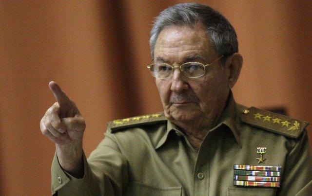 Presidente de Cuba Raúl Castro|Foto: Hoy.com